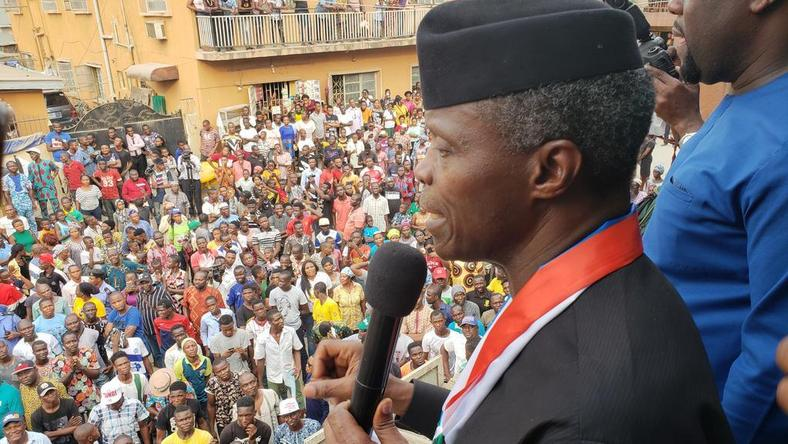 Corruption: Osinbajo says all returned looted funds will be judiciously utilised