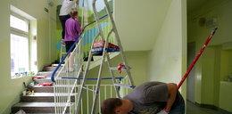 Wolontariusze odnowili schronisko dla kobiet