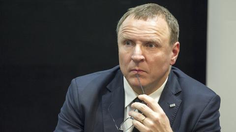 Jacek Kurski, prezes TVP