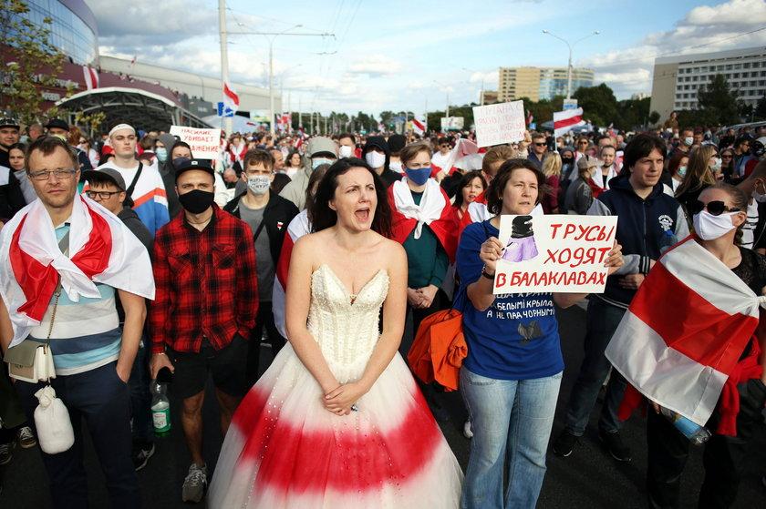 Łukaszenka prosi Putina o pomoc!