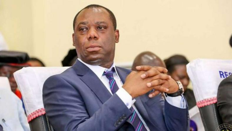 Education Minister, Dr. Mathew Opoku Prempeh