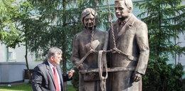 Pomniki Lecha Kaczyńskiego