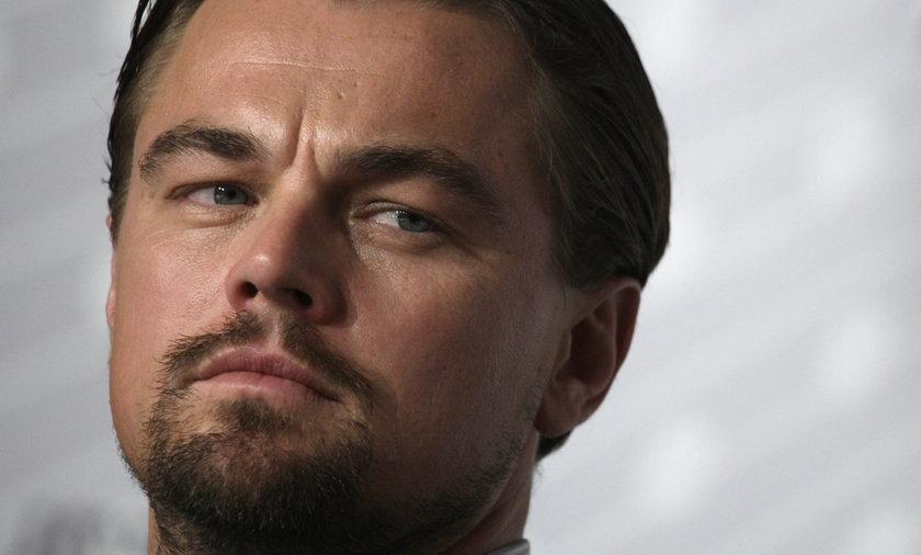 Leo DiCaprio poleci w kosmos
