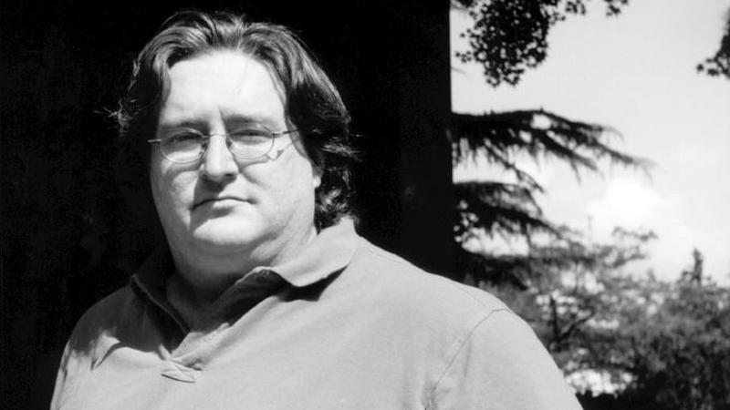 Gabe Newell Fot. jon jordan/Licencja Creative Commons
