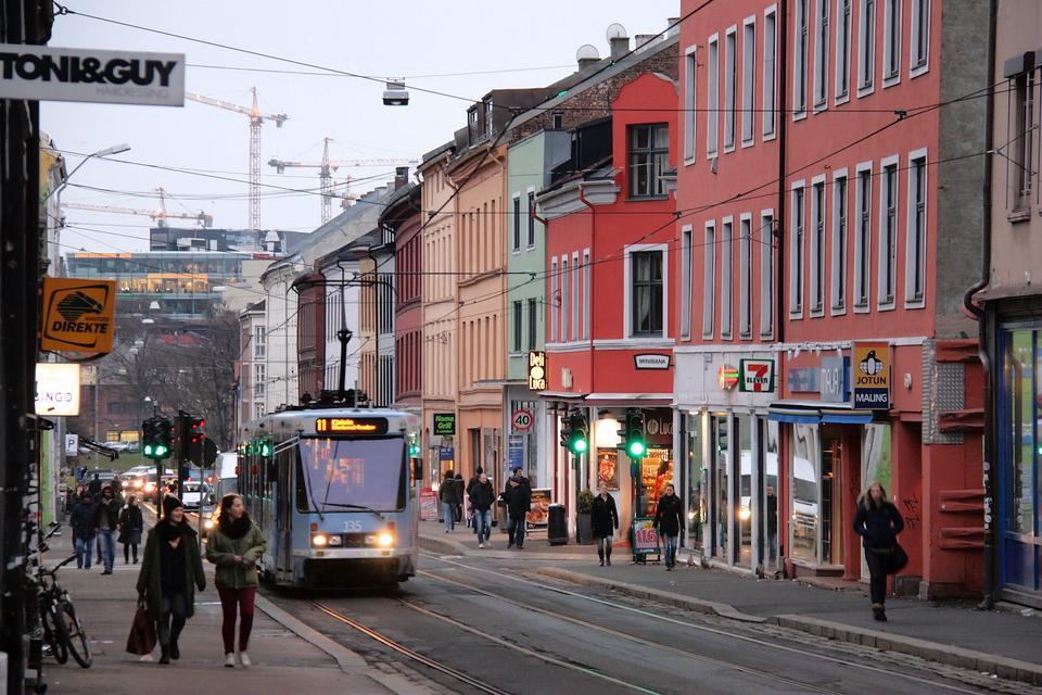 8. Grünerløkka, Oslo, Norwegia