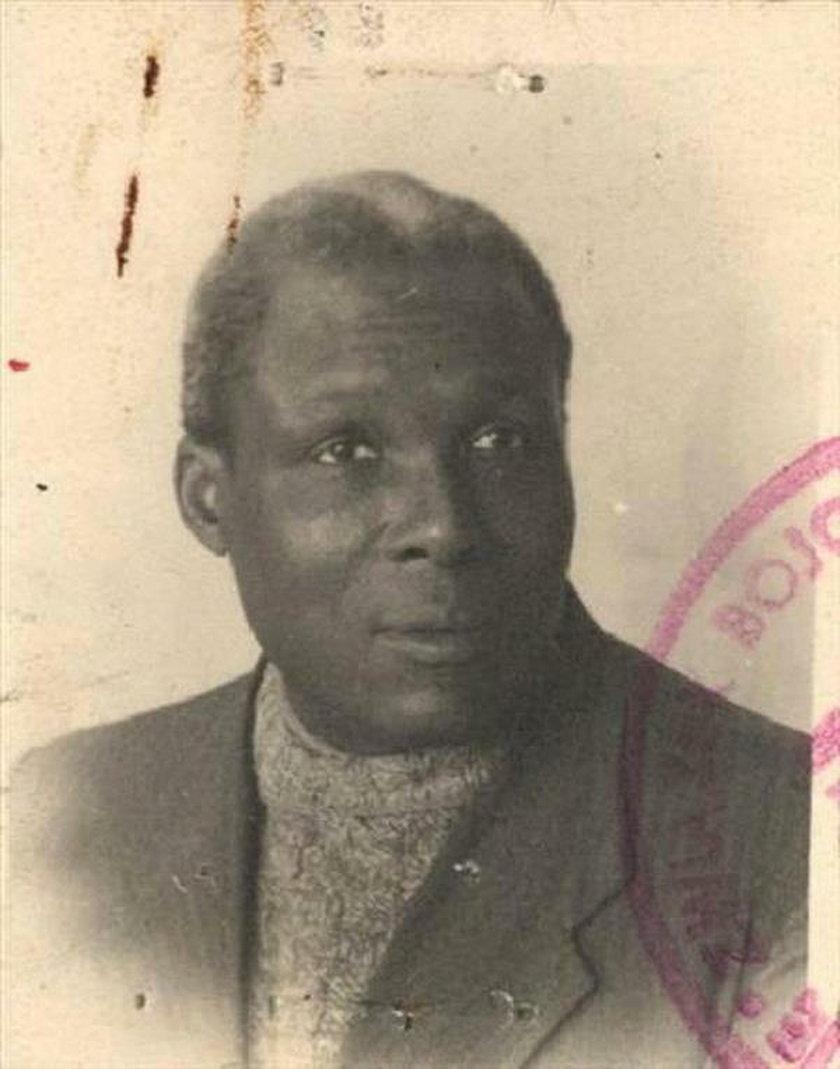 August Agbala (Agboola) O'Brown