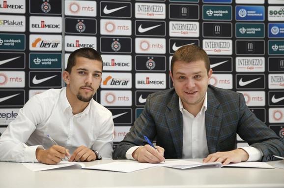 Lazar Pavlović i Miloš Vazura