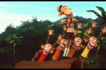 Mambo, Lula i piraci - zwiastun