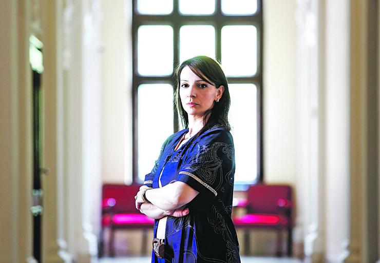 Marinika Tepić: Ja sam šalter službe za pretnje