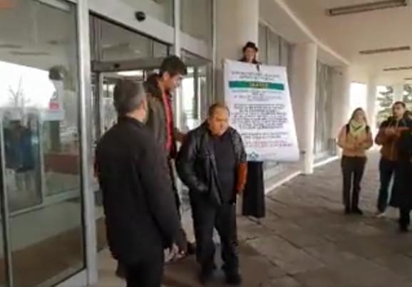 ORSP kaže da je sastanak sa ministarstvom bio jalov