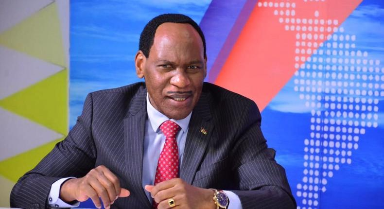 KFCB Boss Ezekiel Mutua
