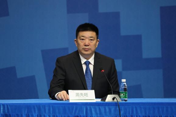 Gradonačelnik Vuhana Džou Sjanvang