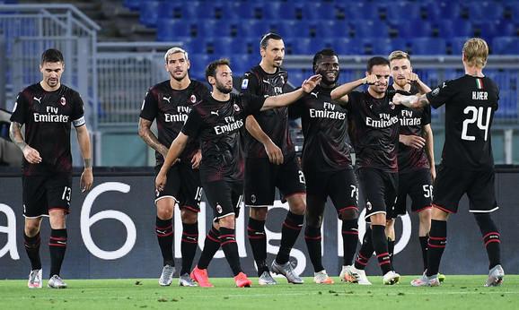 FK Milan, FK Lacio