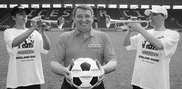 Zmarł były trener reprezentacji. Wspomina go Elton John