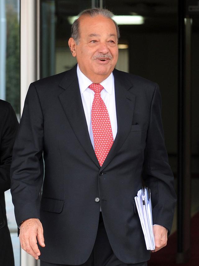 Bogatstvo Karlosa Slima procenjuje se na 69 milijardi dolara