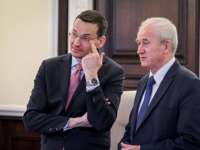 Minister energii Krzysztof Tchórzewski uważa, że górnicy nie mają się czego obawiać – Polska nie zrezygnuje z węgla