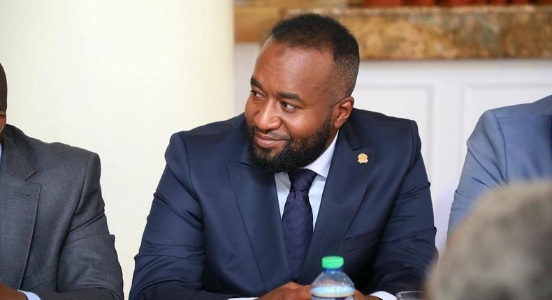 Governor Hassan Joho