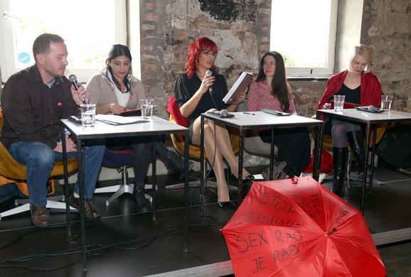 Učesnici konferencije o zaštiti prava seks-radnika