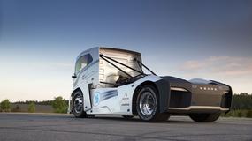 Volvo Iron Knight - rekordowa ciężarówka