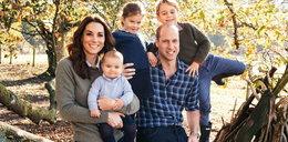Kolacja wigilijna Kate i Williama. Nie zjedzą jej z dziećmi