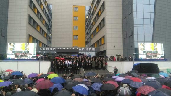 Otvaranje Kliničkog centra u Nišu
