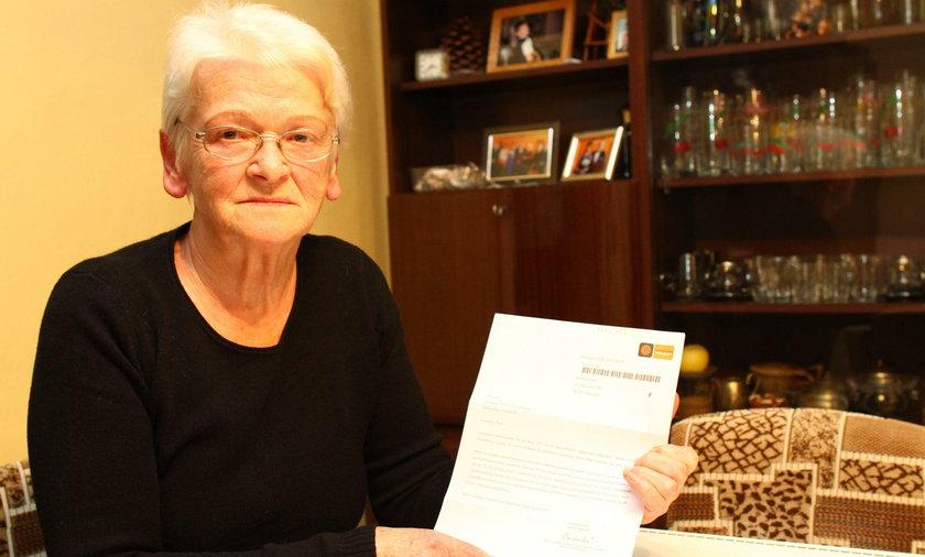 Anna Kawalec nie będzie musiała przeprowadzać sprawy spadkowej, aby odzyskać niewielką nadpłatę