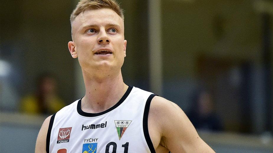 Filip Stryjewski z GKS Tychy