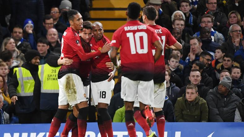 18e6ee76f Chelsea Londyn - Manchester United: wynik meczu w Pucharze Anglii ...