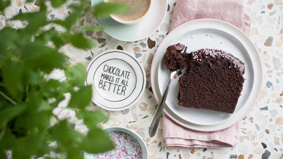 Najlepsze czekoladowe ciasto świata