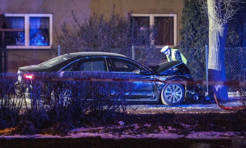 Nowi świadkowie w sprawie wypadku Szydło