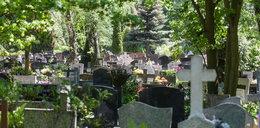 Będą zamykać cmentarze przez orkan?