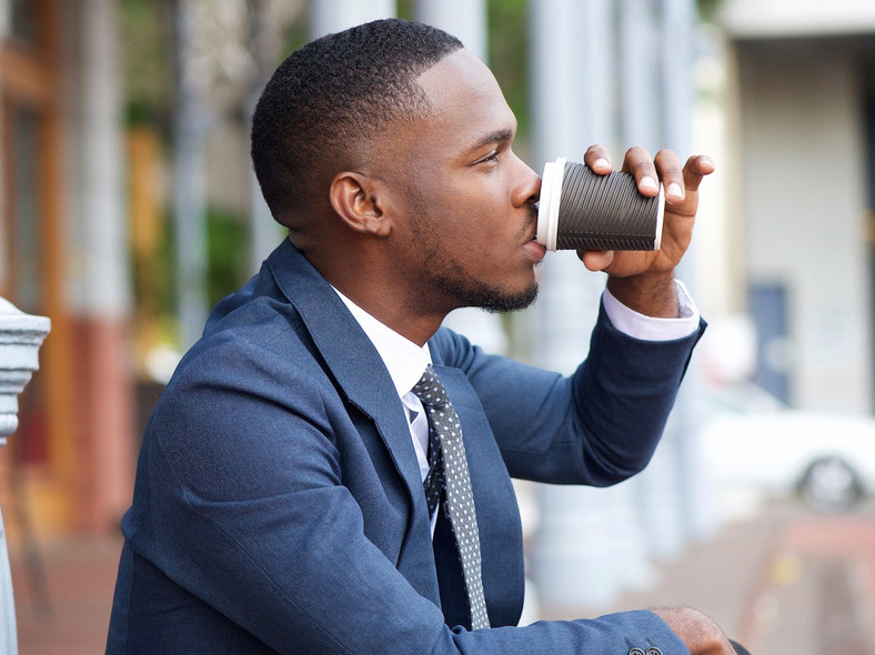 Coffee can take a toll on your skin and lead to acne breakouts [Pulse Nigeria]