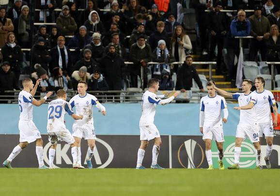 FK Malmo, FK Dinamo Kijev