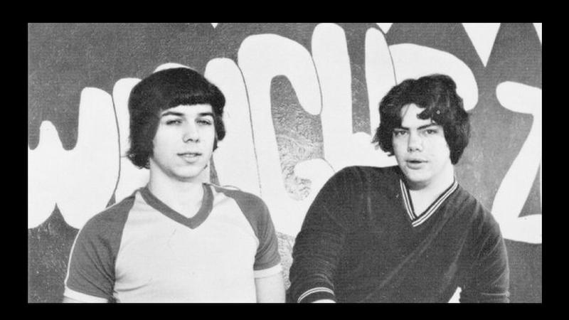 Scott Miller i George Broussard