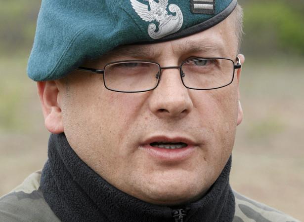 Gen. Jarosław Kraszewski
