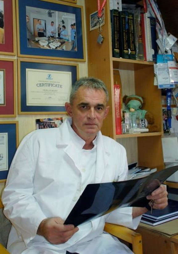 dr Veselin Bojat, Direktor Doma zdravlja ''Novi Sad''