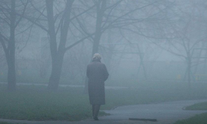 Uwaga! IMGW ostrzega przed gęstą mgłą