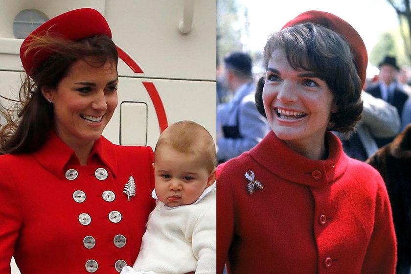 Księżna Kate jak Jacqueline Kennedy