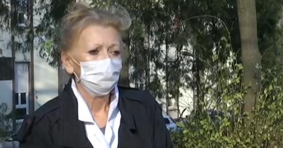 Doktorka Violeta Vučinić