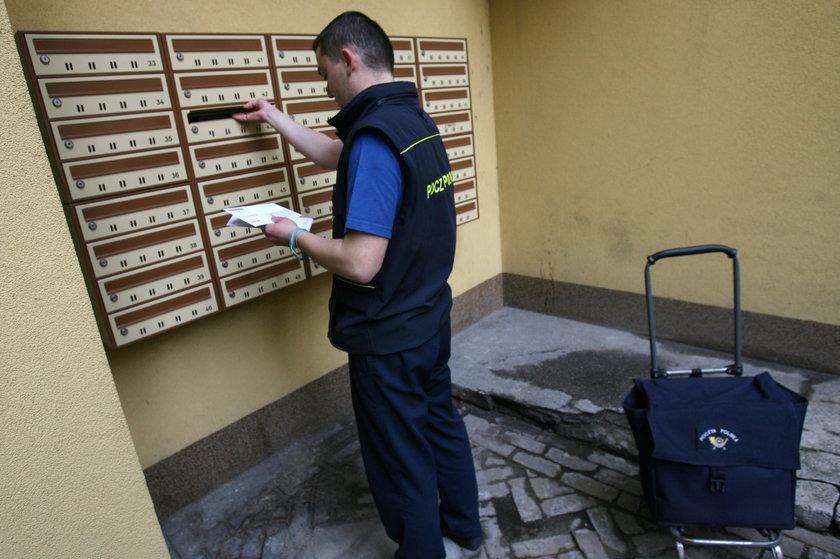 Polskie przesyłki idą na rekord