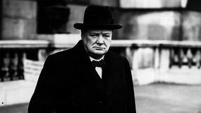 Czarny pies Winstona Churchilla