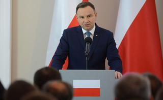 Prezydent Andrzej Duda otrzymał poprawki PiS do projektów ustaw o KRS i SN