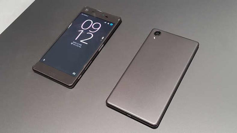 Sony Xperia X Performance 5 Ekran I Snapdragon 820 Mwc 2016