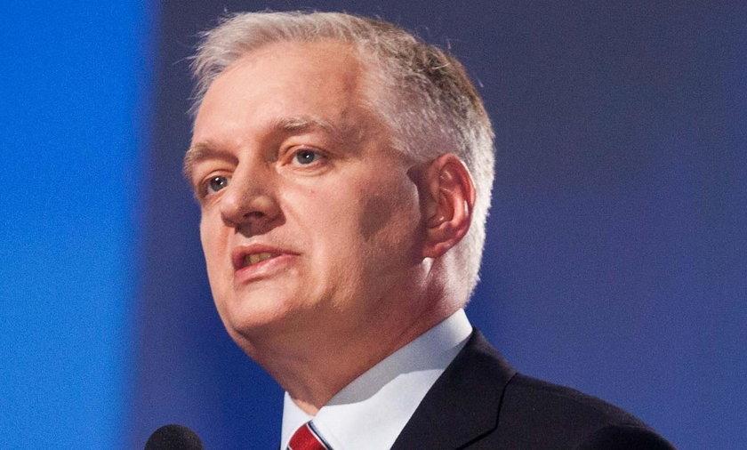 Kaczyński przejrzał tajny plan Gowina