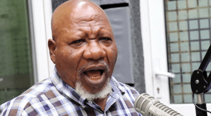 Mahama should be replying to Bawumia not party communicators - Allotey Jacobs