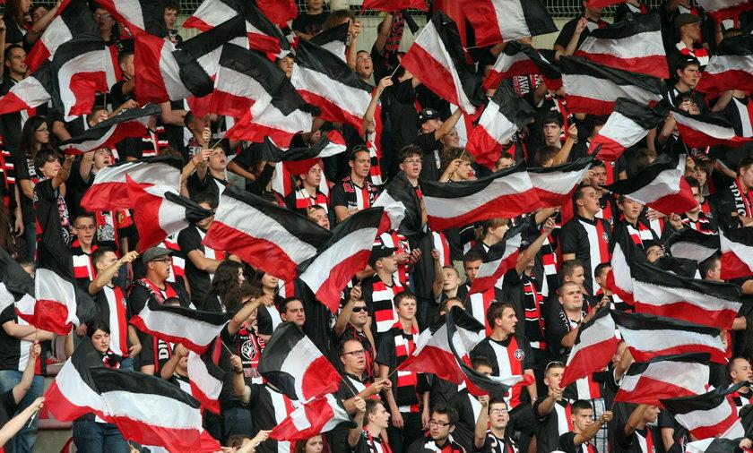 Polonia Warszawa kibice