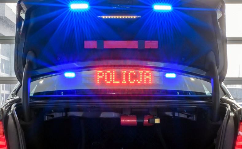 BMW policji