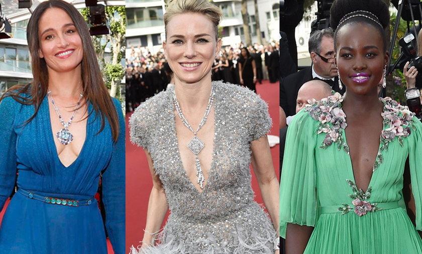 Marie Gillain, Naomi Watts, Lupita Nyong'o