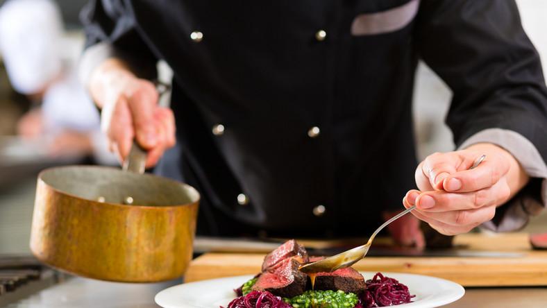 Fine Dinning restauracja