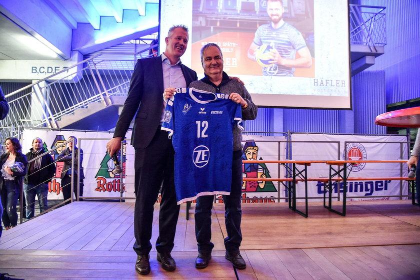 VfB Friedrichshafen - Zenit Sankt Petersburg